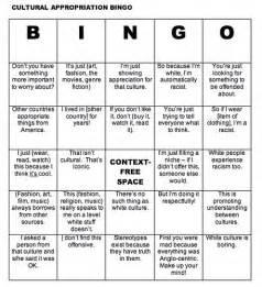 diversity bingo template your terra incognita is my home weekday blues