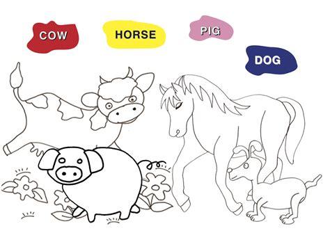test dell nomi le parti corpo in inglese esercizi inglese bambini