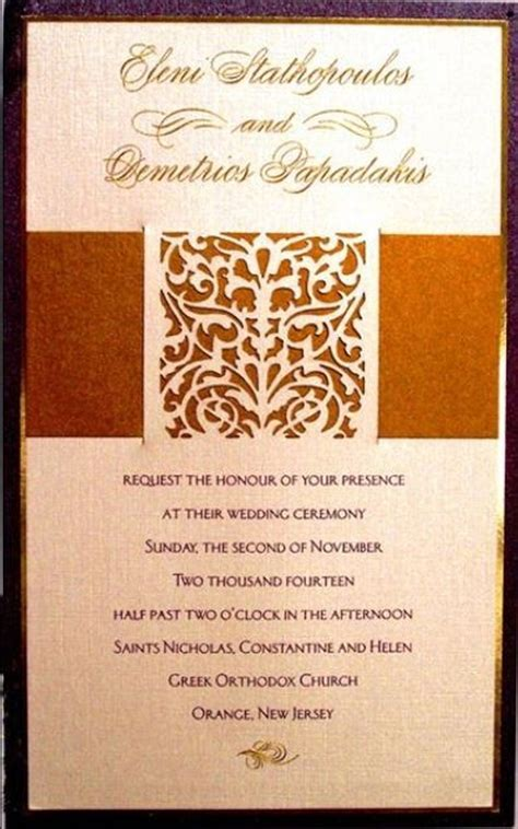 Wedding Invitations New Jersey by Invitations By Muriel Meiskin Freehold Nj Wedding