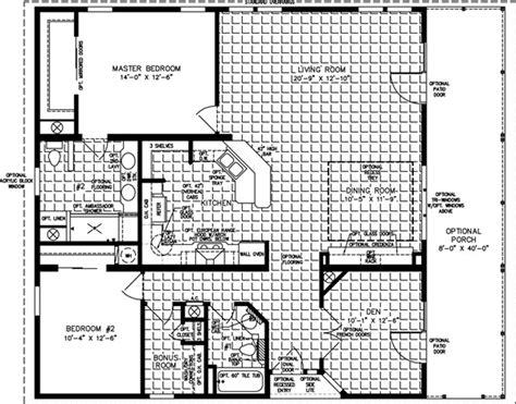 the t n r model tnr 46811w manufactured home floor plan the t n r model tnr 7401