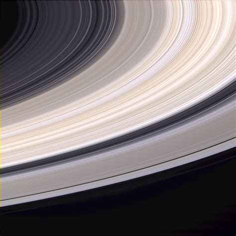what color is saturn s rings apod 2004 july 23 saturns rings in color
