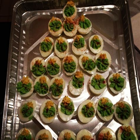 decorating deviled eggs for xmas tree deviled eggs success holidays deviled eggs