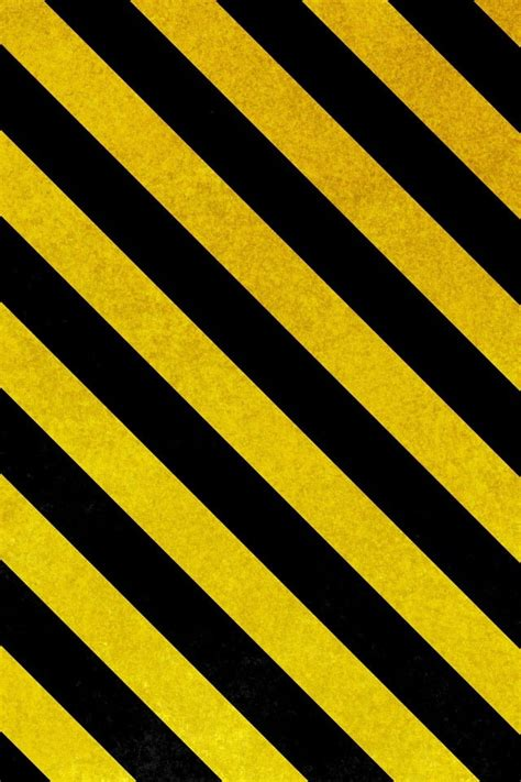 pattern yellow black wallpaper iphone yellow and black stripes for danger