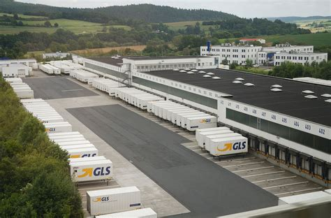 gls sedi general logistics systems