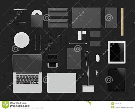 mockup graphic design definition mockup business template stock illustration image 48032109