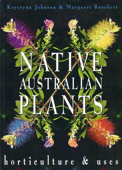 native australian plants horticulture