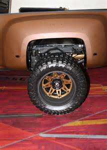 Bronze Truck Wheels Sema 2014 Top 40 Diesel Wheels