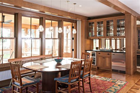 Dining Room Mã Belmarken by Cotuit Ma Cape Cod Craftsman Dining Room By Faneuil
