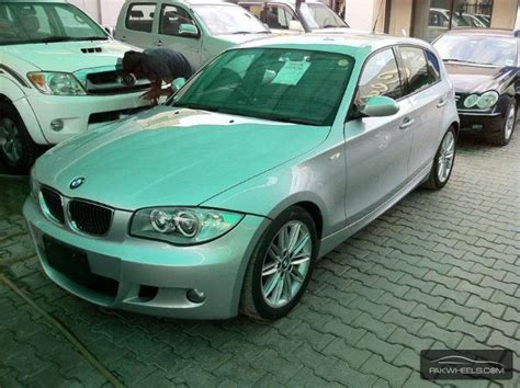 2006 bmw 116i specs bmw 1 series 116i 2006 auto images and specification