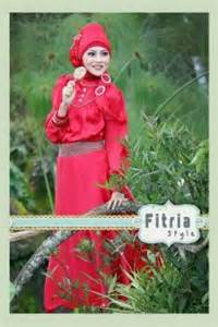 Baju Gamis Lovely baju gamis lovely by fitria style limited fashion
