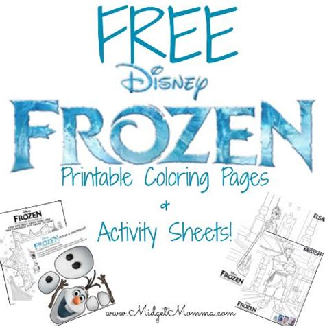 also check out this adorable free printable that would be free frozen movie printable coloring pages and activity