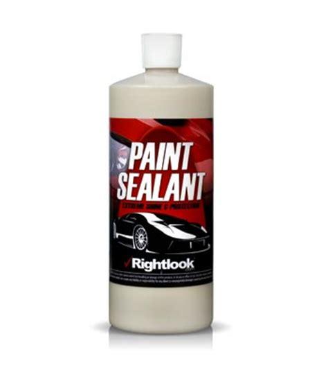 polymer paint sealant automotive paint protection