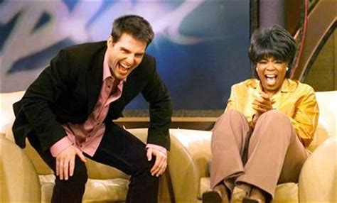 Oprah Has Been Shut Out Of The Cruise Wedding by Tom Cruise Invited Back On Oprah