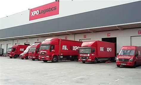 xpo logistics boosts fourth quarter revenue in year