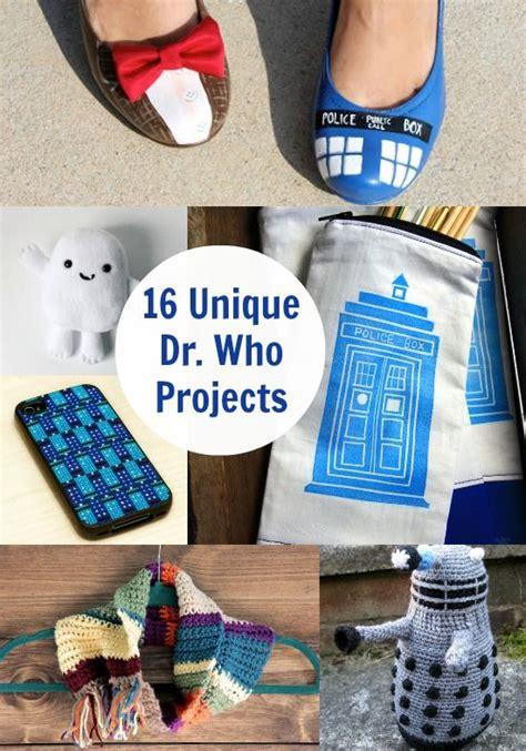 dr who diy crafts don t blink 16 unique doctor who crafts