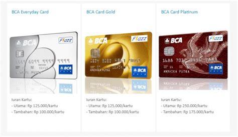 bca kartu kredit informasi terkini bermartabat