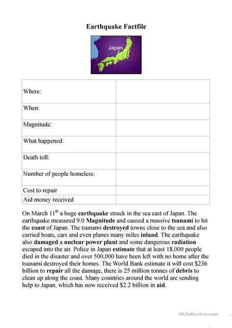 earthquake worksheets all worksheets 187 free printable earthquake worksheets