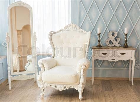 cloud 9 stuhl stuhl planke design stockfoto colourbox