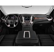 Image 2015 GMC Yukon 2WD 4 Door Denali Dashboard Size