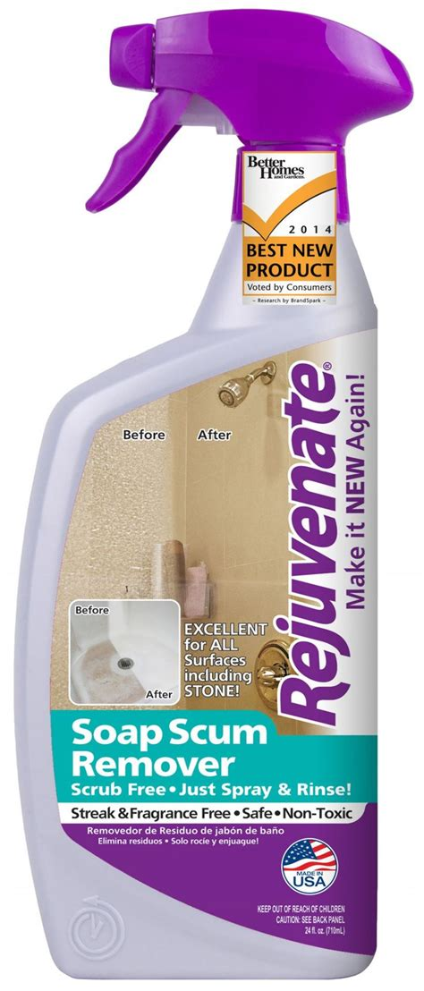 bathroom soap scum removal 1000 ideas about soap scum removal on pinterest soap