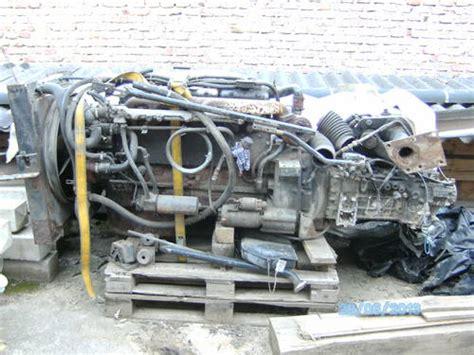 Gebrauchte Motoren Und Getriebe by Steyr Lkw Motor Getriebe Und Kabine