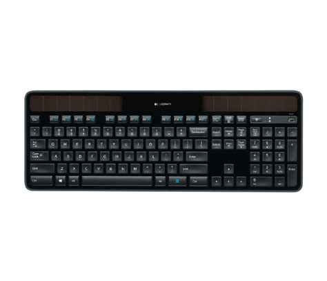 Logitech Wireless Solar Keyboard K750 Logitech Wireless Solar Keyboard K750 En Us
