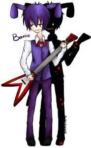 Bonnie fnaf by saineko08 on deviantart