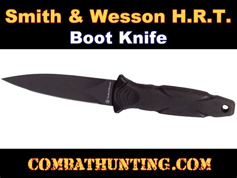 s w hrt knife s w h r t boot knife with false edge