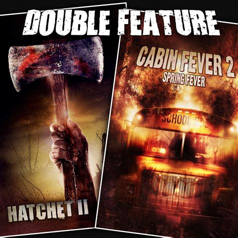 cabin fever two hatchet 2 cabin fever 2 feature