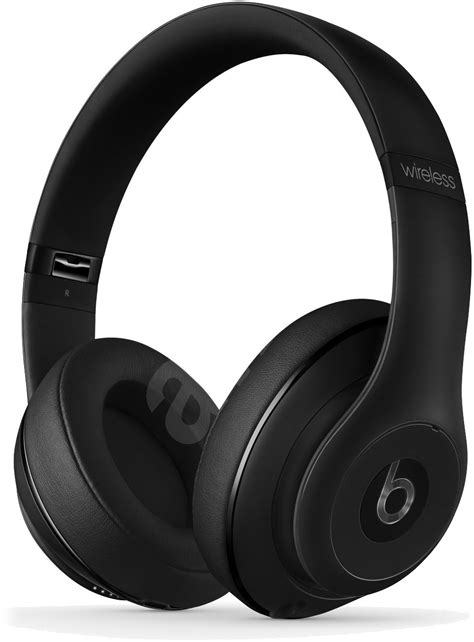 Headphone Beats Studio Wireless beats studio wireless matte black headphones alzashop
