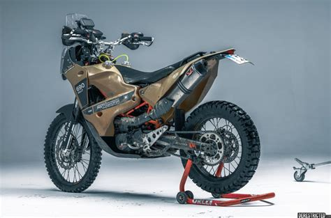 ktm 690 enduro motorcycle ktm 690 enduro rally custom from rafael gorski