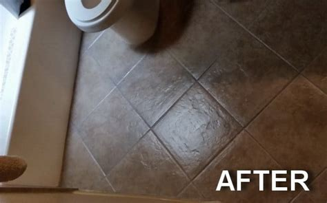 bathroom tile sealer how to seal and gloss tile and grout in one step us2