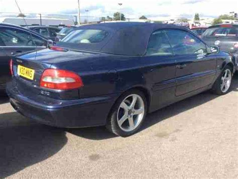 electric and cars manual 2013 volvo c70 on board diagnostic system volvo 2002 c70 2 0 t cabriolet convertible manual blue electric