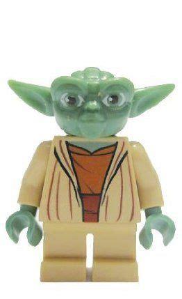 Yoda Ori Lego Minifigure Starwars lego wars clone wars mini figure yoda with silver lightsaber by lego 17 49 lego