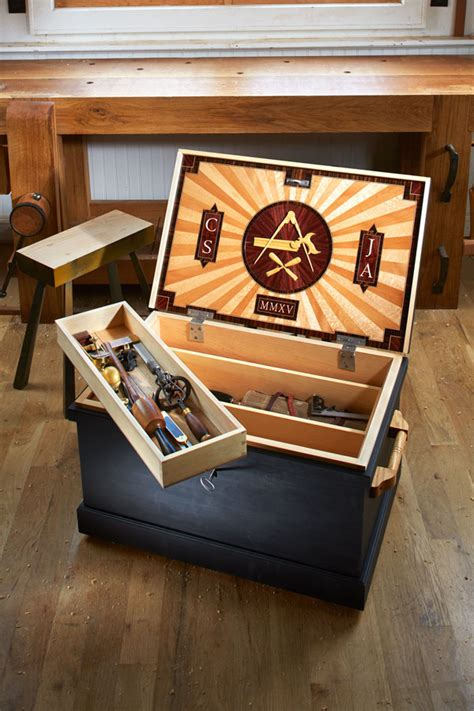 chris schwarz woodworking a tour of the tool chest in the august 2015 issue