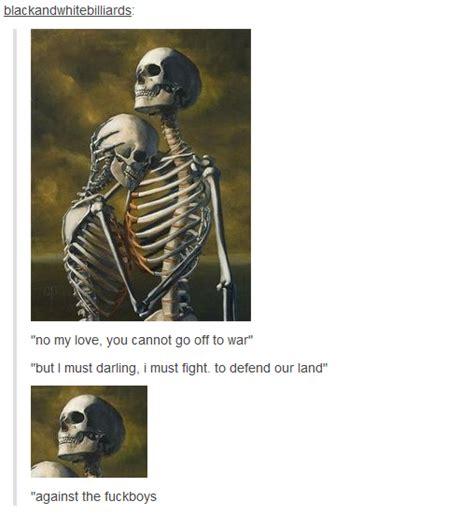 Skeleton Meme - every skeleton has a duty skeleton war know your meme