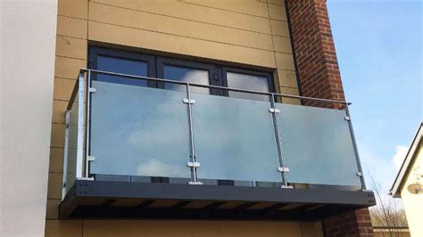 Glass Balustrades   Juliet Balconies   Glass Staircases