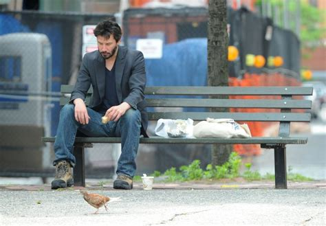 keanu reeves bench 50 reasons why you re right to love keanu reeves