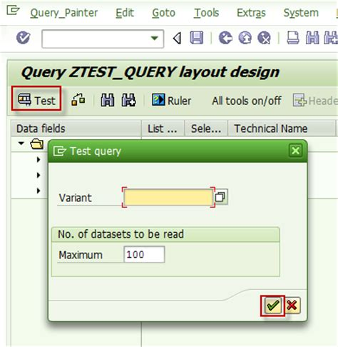 sap sq01 tutorial sap basis for beginner how to create hr adhoc query with