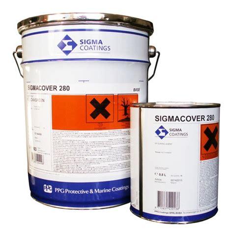 Harga Epoxy Clear Coat sigmacover 280 epoxy primer ppg