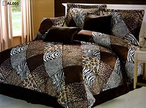leopard bedroom set tiger and jungle theme bedding ease bedding with style