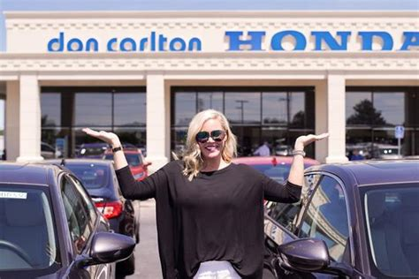 don carlton honda car dealership  tulsa    kelley blue book