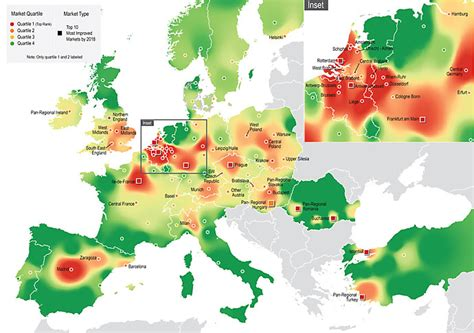 spain netherlands heat map logistics passageways to prosperity site selection