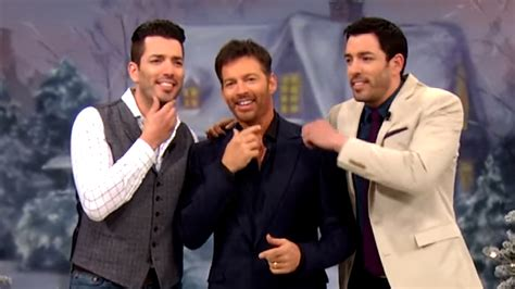 How To Get On Property Brothers Show separated at birth harry connick jr s family reunion