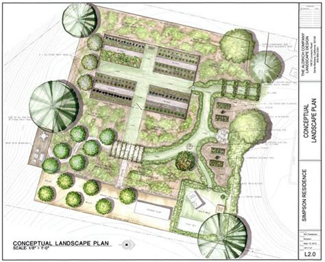 Layout Of Kitchen Garden Kitchen Gardens The Aldrich Company Landscape Design