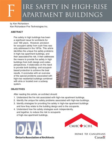 design guidelines on fire safety for buildings in malta fire safety in high rise apartment buildings