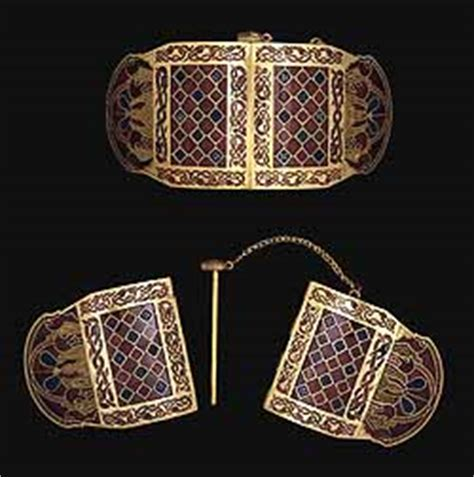 Master Of Many Treasures sutton hoo treasure returns to its finding place in