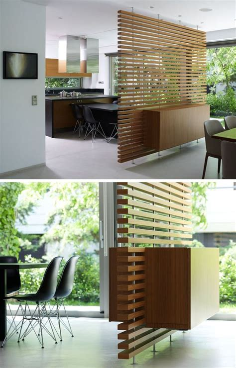 slatted room divider 1000 ideas about room partitions on pinterest office