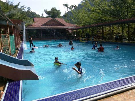 Kolam Besar Praktis Dan Murah murah dan best puas hati lah mandi manda di singgah santai resort hulu langat kembar tiga
