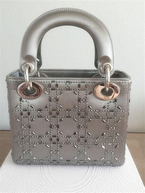 Harga Diorama Bag mini with swarovski limited edition
